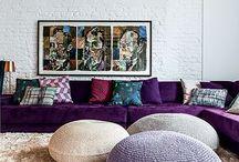 Sala de estar - inspiração