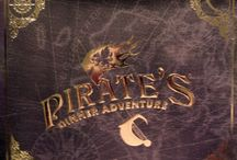 Company Christmas Dinner At Pirate's Dinner Adventure / Our staff celebrated Christmas with some Pirates! / by A-1 Home Care, A-1 Domestic Professional Services