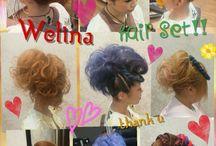 hair&make♡