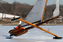 Boat :: Sailing on Ice and Land