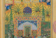 Persian Miniature Painting