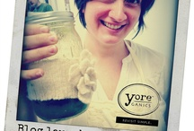 YORE LIFE Blog  / by Yoreganics