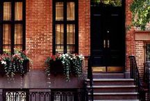 Front Doors / Create an inviting front entry....