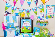 Maddi's sixth birthday / Adventure time party