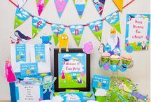 Maddi's sixth birthday / Adventure time party