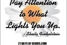 """21 DAYS OF GENIUS CAMPAIGN / Quotes for 21 DAYS OF GENIUS/""""SPARKS OF GENIUS"""" Celebration & GENESIS OF GENIUS Book Launch with Julie Ann Turner - Oct. 3-24 - Get in on the FUN! > http://www.21DaysofGenius.com"""