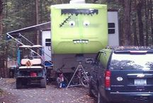 RVing in the Fall / Possibly the most beautiful time of the year to go RVing!