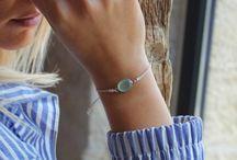 Bracelet fin et original createur