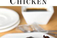 Chicken & Turkey Entrees