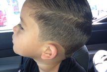 Baby Boy Hair