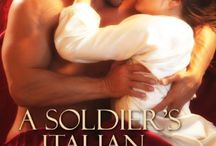"""A Soldier's Italian Christmas / """"A Soldier's Italian Christmas""""  O'Casey Brothers in Arms 1  He is a U.S Army captain, a battle-weary soldier who has lost his faith. She is a nun, her life dedicated to God. Together they are going to commit an act the civilized world will not tolerate. They are about to fall in love."""