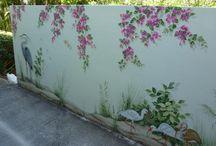 Ζωγραφισμένοι τοίχοι