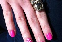 Shellac/Gel nails / by Rachel Ghilardi