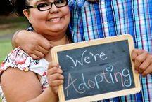 Adoption / by Allison Robbins