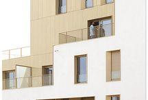 residental houses