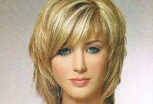 short hair / by Deanna Barnette
