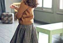 Moda bimbe inverno / Le ultime #tendenzemoda per le bambine. Per il tempo libero e per le occasioni importanti. #Fashion