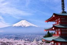 VOYAGES | Lieux à visiter / Les endroits que je rêve de visiter <3
