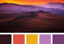 farge inspirasjon