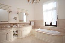 Bespoke bath furniture / http://www.lamaison.ro/en/custom-made-furniture