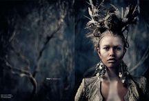 Tribal Modern Fashion