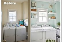 Home Staging BEFORE/AFTER / Pictures that show how Home Staging can change rooms and make them much better.