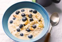 Healthy Start / Start your day on a lighter note thanks to these guilt-free yet scrumptious recipes from Food Network.