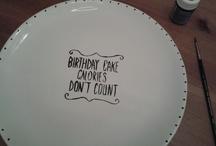 Pintar platos