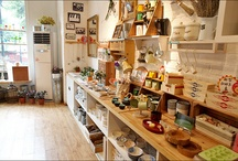 Craft shop display