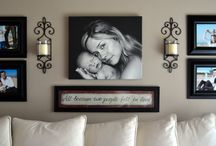 Decorating around the house / by Stephanie Moreland