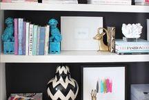 Shelves, Misc.