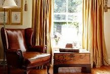 Vintage Home Decor / Vintage homes embrace the past to create spaces that are full of character and history. They weave in flea market finds, antiques and collectibles and lots of rustic, distressed furniture items. They're inviting and homey, whilst brimming with up-cycled treasures and homeware and furniture that tells a story.