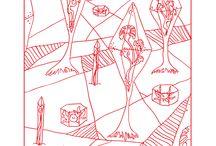 Codex Veritatem / illustrations of my last publishing