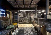 Interior design / Restaurant