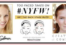 Fashion Week Spring 2015 / The best of Fashion Week runways and beauty style from New York Fashion Week.