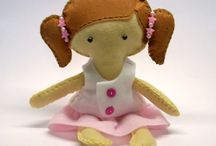 sewing dolls and toys
