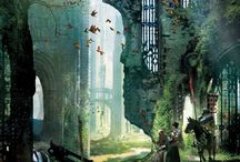 Fantasy/magical / by Leonora DeSimone