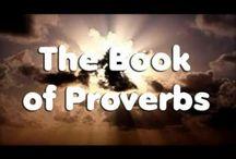 Audio Bible / Proverbs Audiobook KJV