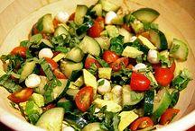 Salads / Salads / by Kelly Evenson