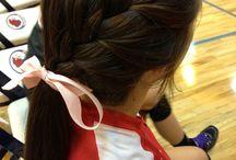 Athletic Hair / by Holly Senger