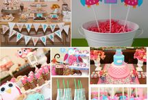 Owl Party / Owl birthday party ideas / by Heather
