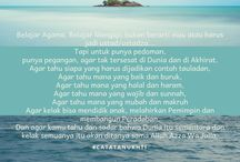 #catatanukhti / Let me share what i feel and what on my mind and may be you need to know.