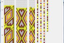 Schema na háčkované dutinky
