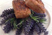 """kitchen with lavender """"Lavantalı Mutfak"""""""