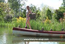 Bikini luxury girl Lola Luna
