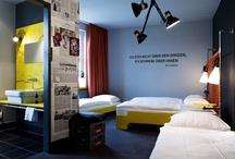 interior: hostel