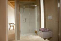 Solodoccia nell'assolata campagna padovana / solodoccia by Megius, soluzioni doccia scorrevoli