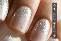 Wedding Nails 2015 / Wedding nails in 2015 are going to be sleeker, classier and also louder in a lot of ways! Check out the many wedding nails 2015 is currently set to showcase on our wedding nails 2015 board below! ;)
