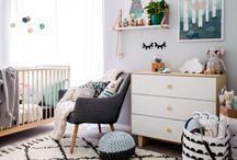 New Beginnings / Baby room