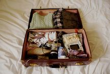The art of packing / Is anyone ever really an expert?  I'm certainly not and need all the help I can get! / by Irene/upa K